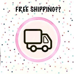 Want Free Shipping On Your Order?